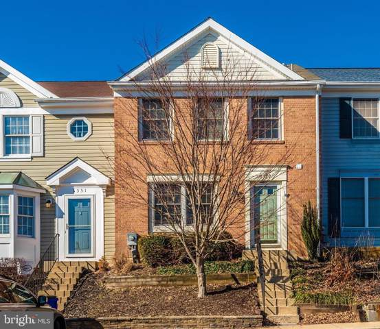 6329 New Haven Court, FREDERICK, MD 21703 (#MDFR258794) :: ExecuHome Realty