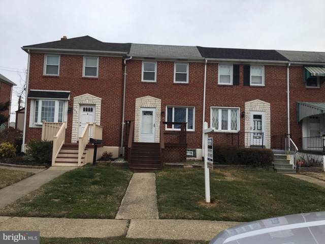 2817 Southbrook Road, BALTIMORE, MD 21222 (#MDBC482960) :: The Putnam Group