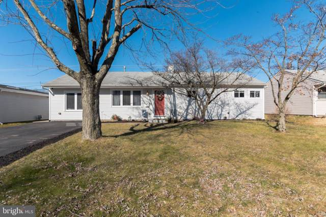 609 Beaumont Road, FAIRLESS HILLS, PA 19030 (#PABU487906) :: ExecuHome Realty