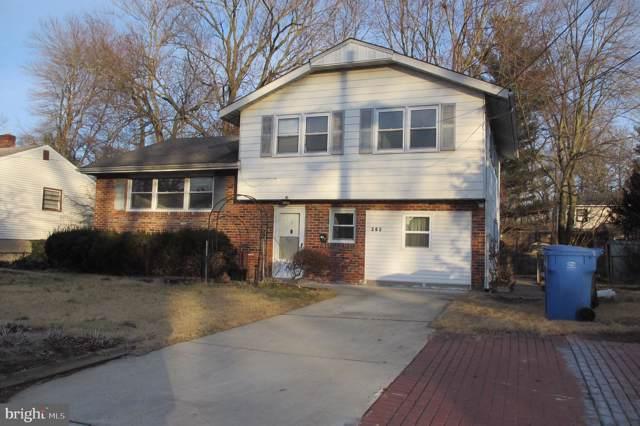 416 Howard Road, CHERRY HILL, NJ 08034 (#NJCD385140) :: Larson Fine Properties
