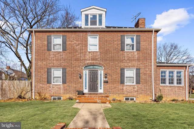 3400 Dorchester Road, BALTIMORE, MD 21215 (#MDBA497608) :: The Maryland Group of Long & Foster