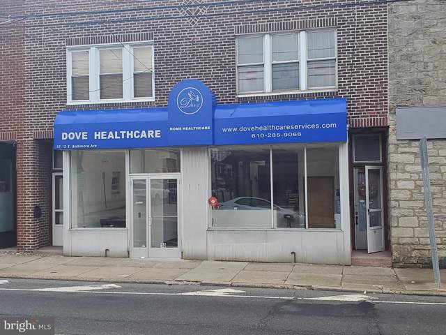 10-12 E Baltimore Avenue E, CLIFTON HEIGHTS, PA 19018 (#PADE507522) :: The John Kriza Team
