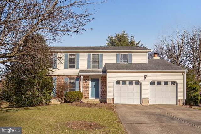 8 Christina Woods Court, NEWARK, DE 19702 (#DENC493594) :: CoastLine Realty