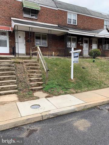 3803 8TH Street, BALTIMORE, MD 21225 (#MDBA497620) :: The Maryland Group of Long & Foster