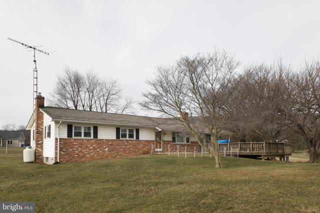 1407 Arnoldtown Road, JEFFERSON, MD 21755 (#MDFR258812) :: The Bob & Ronna Group