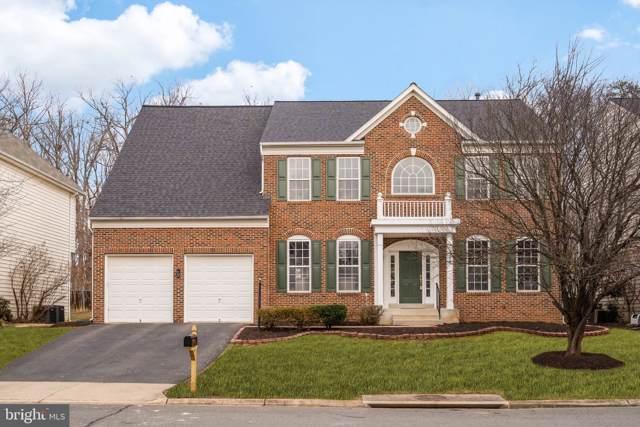5009 Marshall Crown Road, CENTREVILLE, VA 20120 (#VAFX1107164) :: Scott Kompa Group
