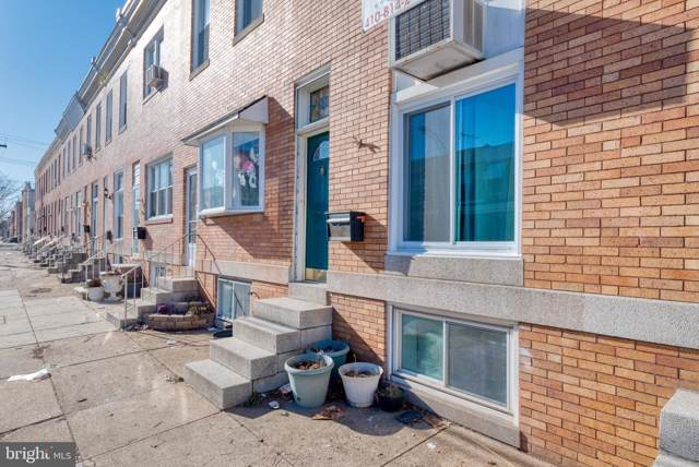 608 Eaton Street S, BALTIMORE, MD 21224 (#MDBA497638) :: SURE Sales Group