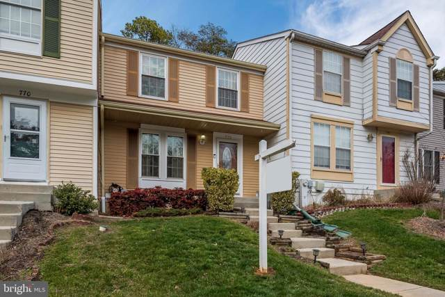 772 Willowby Run, PASADENA, MD 21122 (#MDAA423358) :: Lucido Agency of Keller Williams