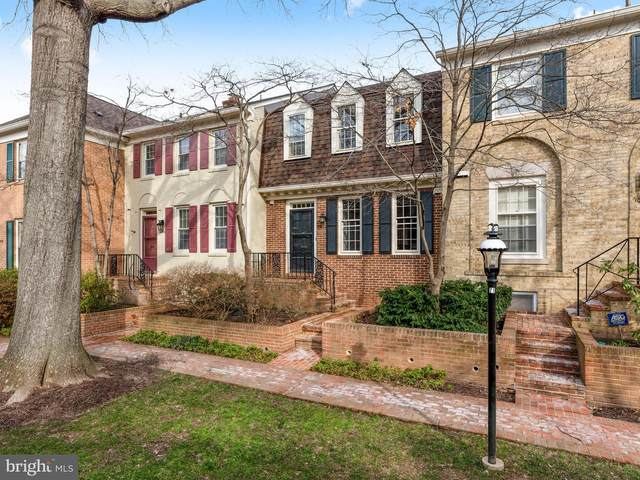 10934 Wickshire Way E-3, ROCKVILLE, MD 20852 (#MDMC692938) :: Erik Hoferer & Associates