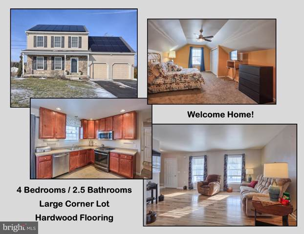 3 Willowcreek Avenue, JONESTOWN, PA 17038 (#PALN112122) :: Iron Valley Real Estate