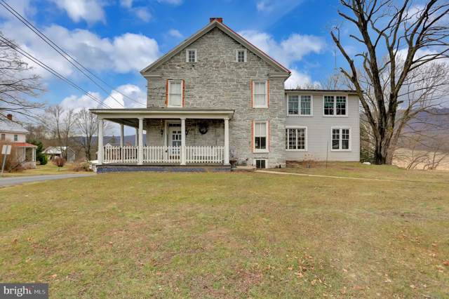 18139 Fannettsburg Road, FANNETTSBURG, PA 17221 (#PAFL170738) :: Liz Hamberger Real Estate Team of KW Keystone Realty