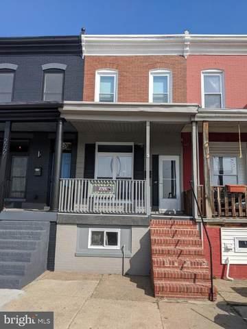 2725 Atkinson Avenue, BALTIMORE, MD 21211 (#MDBA497648) :: Homes to Heart Group