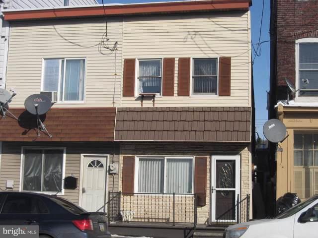 13 N 2ND Street, SAINT CLAIR, PA 17970 (#PASK129466) :: Ramus Realty Group