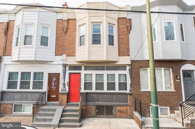 2312 S 22ND Street, PHILADELPHIA, PA 19145 (#PAPH864986) :: Jim Bass Group of Real Estate Teams, LLC