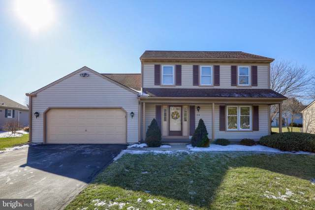 214 Mentzer Avenue, NEW HOLLAND, PA 17557 (#PALA157666) :: ExecuHome Realty