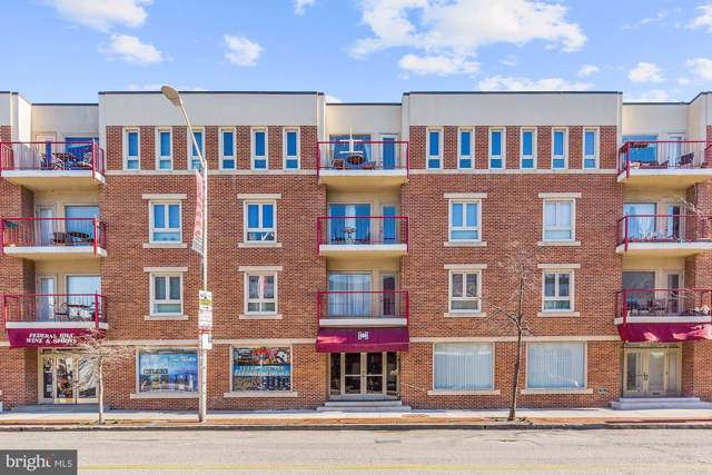 911 S Charles Street #407, BALTIMORE, MD 21230 (#MDBA497674) :: The Maryland Group of Long & Foster