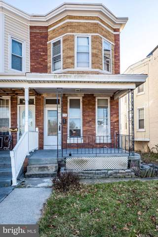 3735 Wilkens Avenue, BALTIMORE, MD 21229 (#MDBA497676) :: The Miller Team