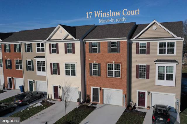 17 Winslow Court #86, GETTYSBURG, PA 17325 (#PAAD110170) :: CENTURY 21 Core Partners