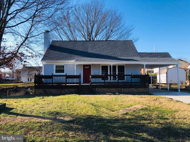 14610 Ashdale Avenue, WOODBRIDGE, VA 22193 (#VAPW485984) :: The Maryland Group of Long & Foster