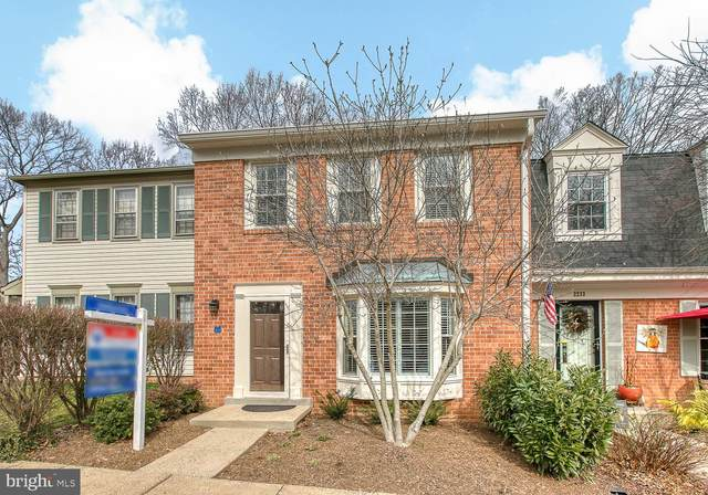 2231 Double Eagle Court, RESTON, VA 20191 (#VAFX1107274) :: Pearson Smith Realty