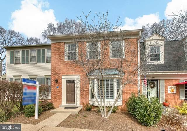 2231 Double Eagle Court, RESTON, VA 20191 (#VAFX1107274) :: Eng Garcia Properties, LLC