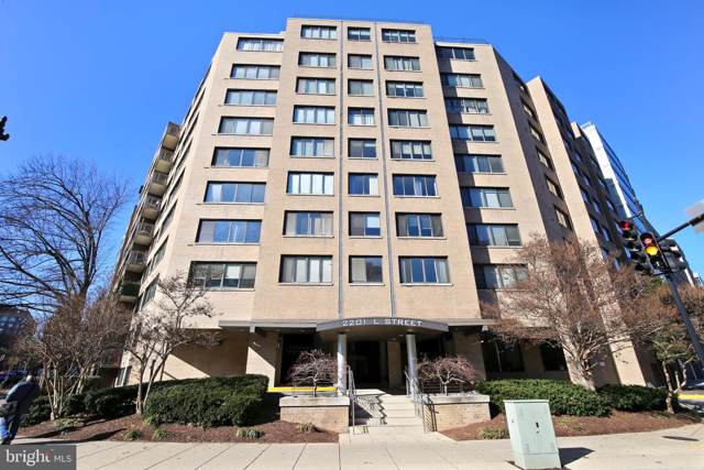 2201 L Street NW #310, WASHINGTON, DC 20037 (#DCDC455716) :: Viva the Life Properties