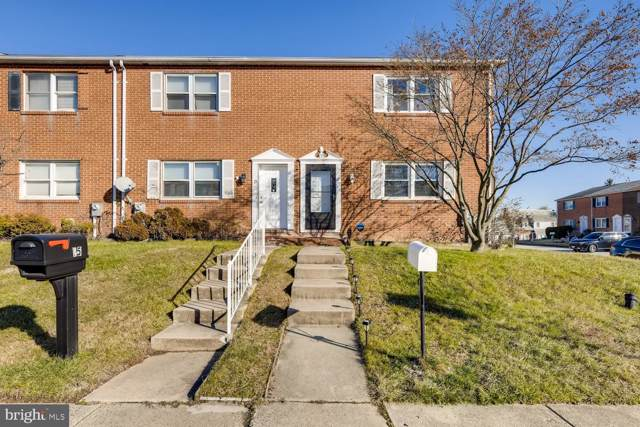 17 Tommy True Court, PARKVILLE, MD 21234 (#MDBC483062) :: The Dailey Group