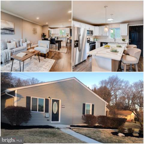 48 Greenmeadow Drive, LUTHERVILLE TIMONIUM, MD 21093 (#MDBC483066) :: The Dailey Group