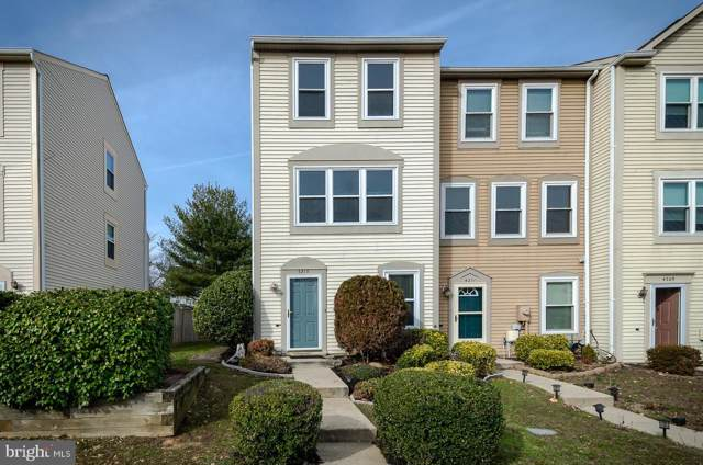 4213 Tazewell Terrace, BURTONSVILLE, MD 20866 (#MDMC693010) :: The Maryland Group of Long & Foster