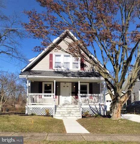 21 Anderson Avenue, BELLMAWR, NJ 08031 (#NJCD385238) :: Pearson Smith Realty