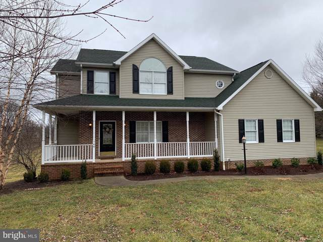 744 Mcdonald Drive, INWOOD, WV 25428 (#WVBE174280) :: Scott Kompa Group