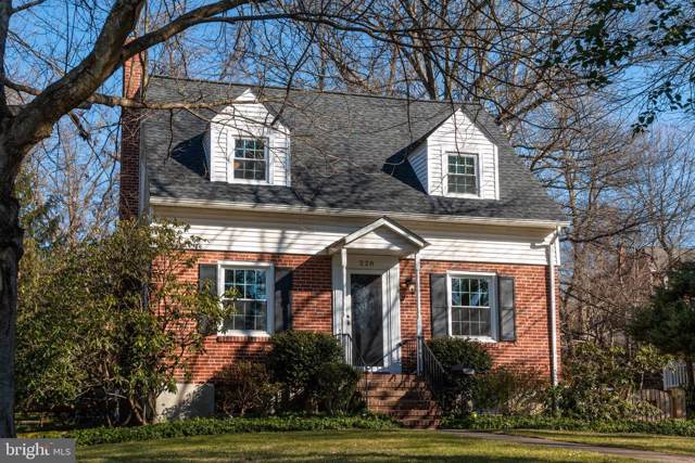 228 Tyrone Circle, BALTIMORE, MD 21212 (#MDBC483094) :: Great Falls Great Homes