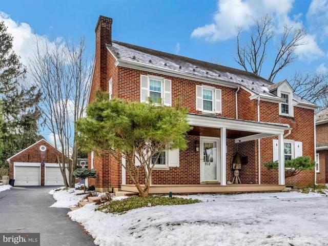 978 W Main Street, EPHRATA, PA 17522 (#PALA157684) :: The Joy Daniels Real Estate Group