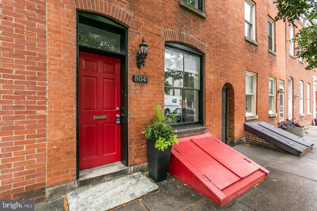 804 S Bond Street, BALTIMORE, MD 21231 (#MDBA497720) :: The Dailey Group