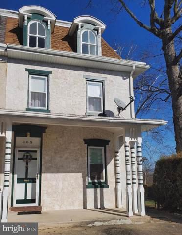 305 W 2ND Street, BIRDSBORO, PA 19508 (#PABK353182) :: Ramus Realty Group