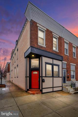 2919 Eastern Avenue, BALTIMORE, MD 21224 (#MDBA497742) :: The Bob & Ronna Group