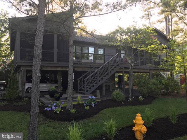 927 Pine Tree Lane, BETHANY BEACH, DE 19930 (#DESU154566) :: RE/MAX Coast and Country