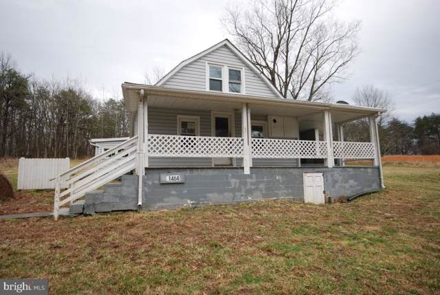 1464 Mccoys Ford Road, FRONT ROYAL, VA 22630 (#VAWR139152) :: John Smith Real Estate Group