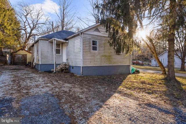 2721 Old Liberty Road, ELDERSBURG, MD 21784 (#MDCR194140) :: Corner House Realty