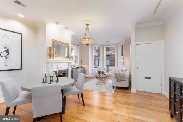 1762 Corcoran Street NW #2, WASHINGTON, DC 20009 (#DCDC455792) :: Crossman & Co. Real Estate