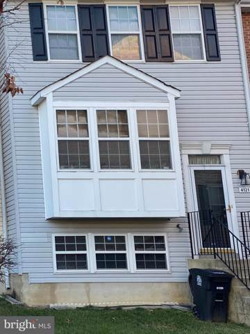 4121 Apple Orchard Court #4, SUITLAND, MD 20746 (#MDPG556896) :: CENTURY 21 Core Partners