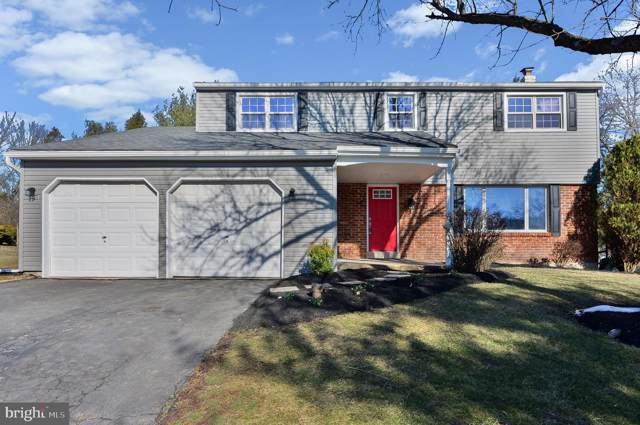 535 Colony Drive, COLLEGEVILLE, PA 19426 (#PAMC636458) :: Viva the Life Properties