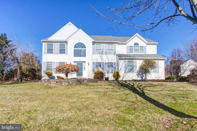 5481 Grandview Lane, DOYLESTOWN, PA 18902 (#PABU488048) :: Linda Dale Real Estate Experts
