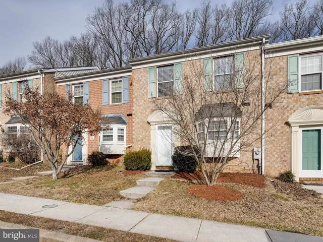 48 Bryans Mill Way, CATONSVILLE, MD 21228 (#MDBC483134) :: Homes to Heart Group