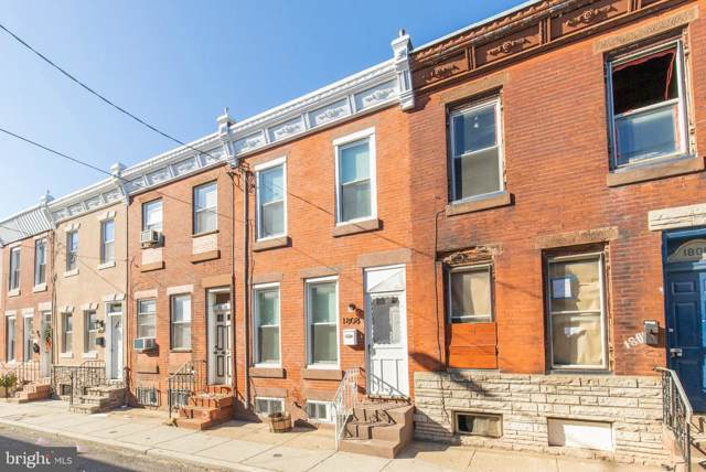 1808 S Chadwick Street, PHILADELPHIA, PA 19145 (#PAPH865304) :: Tessier Real Estate
