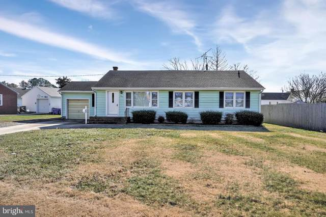 105 North Street, HARRINGTON, DE 19952 (#DEKT235490) :: RE/MAX Coast and Country