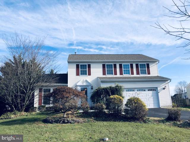 404 Mcclellan Drive, FREDERICK, MD 21702 (#MDFR258874) :: The Putnam Group