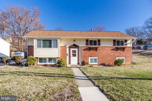 5528 Helmont Drive, OXON HILL, MD 20745 (#MDPG556910) :: Homes to Heart Group
