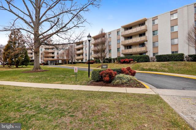 7501 Democracy Boulevard B-418, BETHESDA, MD 20817 (#MDMC693114) :: The Speicher Group of Long & Foster Real Estate