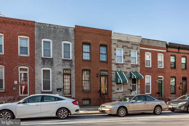 1414 Andre Street, BALTIMORE, MD 21230 (#MDBA497768) :: The Dailey Group